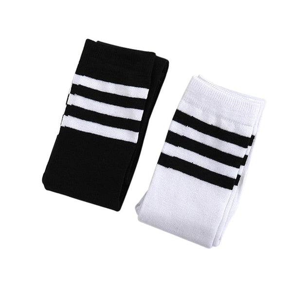 Vintage Striped Women's long Sexy, Warm, Thigh High, Over The Knee Socks,  Long ,Cotton socks For Girls, @ The Jazzi Spot Boutique!