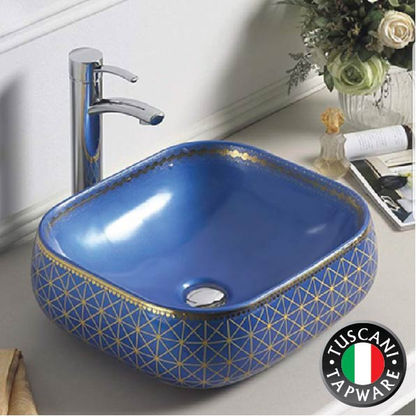 TBP78272- Deck Mounted Designer Basin
