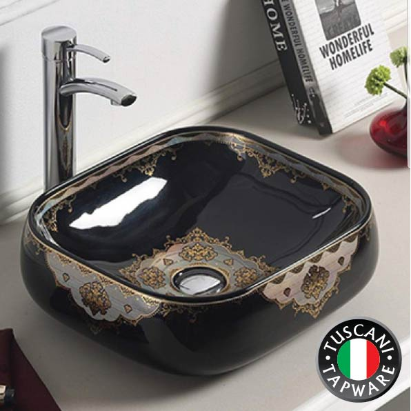 TBP78273- Deck Mounted Designer Basin