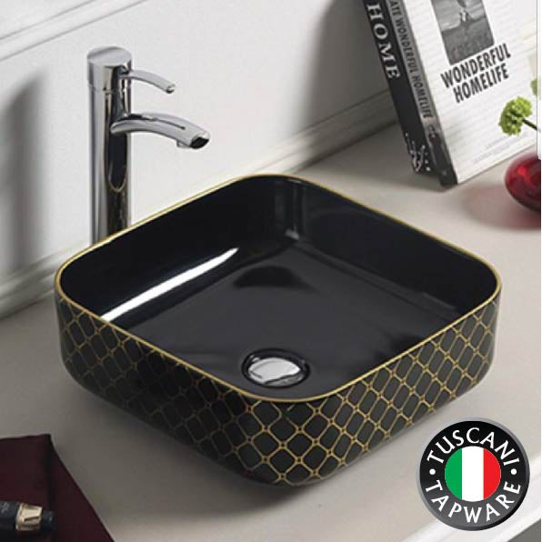 TBP78275 - Deck Mounted Designer Basin
