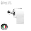 C4PH - COLOSEO Series Paper Holder - Bathroom Accessories