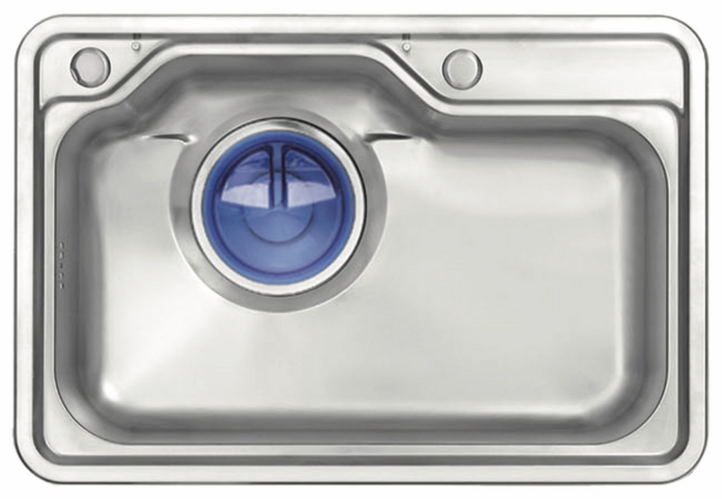 K33 - Top & Under-Mount Use Kitchen Sink