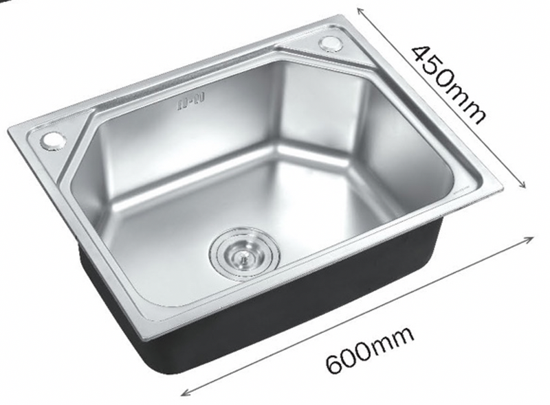 K6045 - Top & Under-Mount Use Kitchen Sink