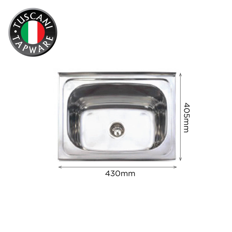 L430 - Wall Mounted Kitchen Sink