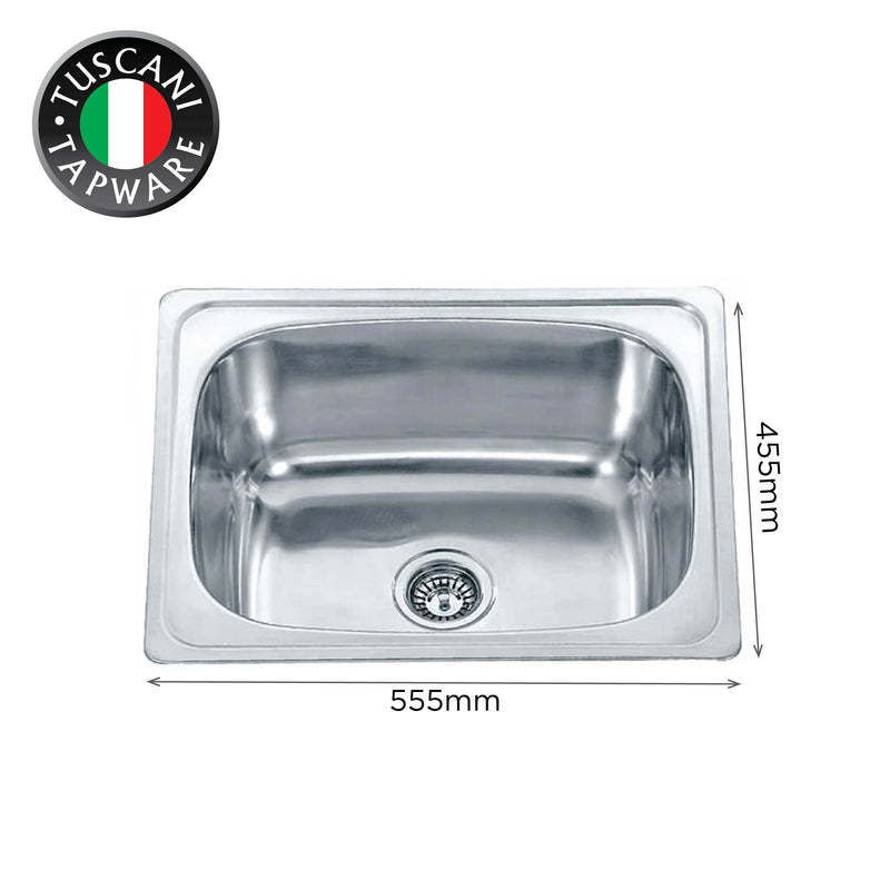 L555 - Wall Mounted Kitchen Sink