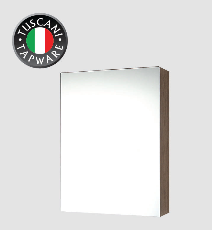 MC60LW Mirror Cabinet (Light Wood)