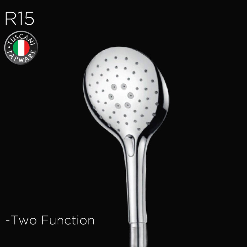 R15 - ROMBUSTO Series - Hand Shower