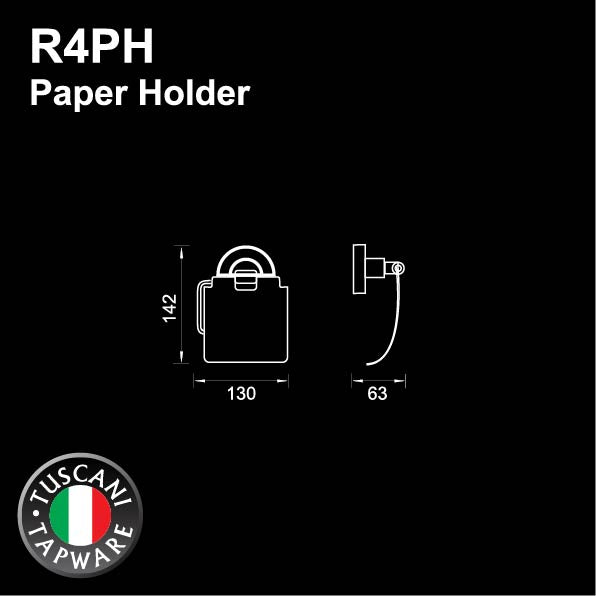 R4PH - RONDANA Series Paper Holder - Bathroom Accessories
