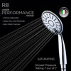 R8 - ROMBUSTO Series - Hand Shower