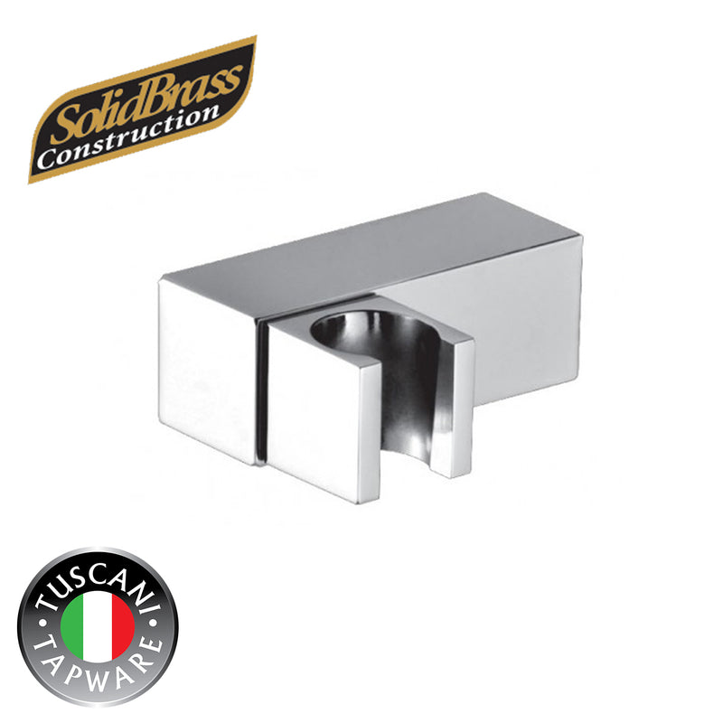 SHS1 - Solid Brass Square Shower Holder