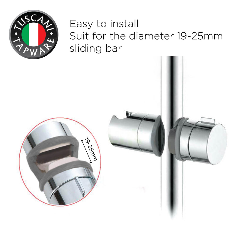 SDER1925 - Slider Shower Holder