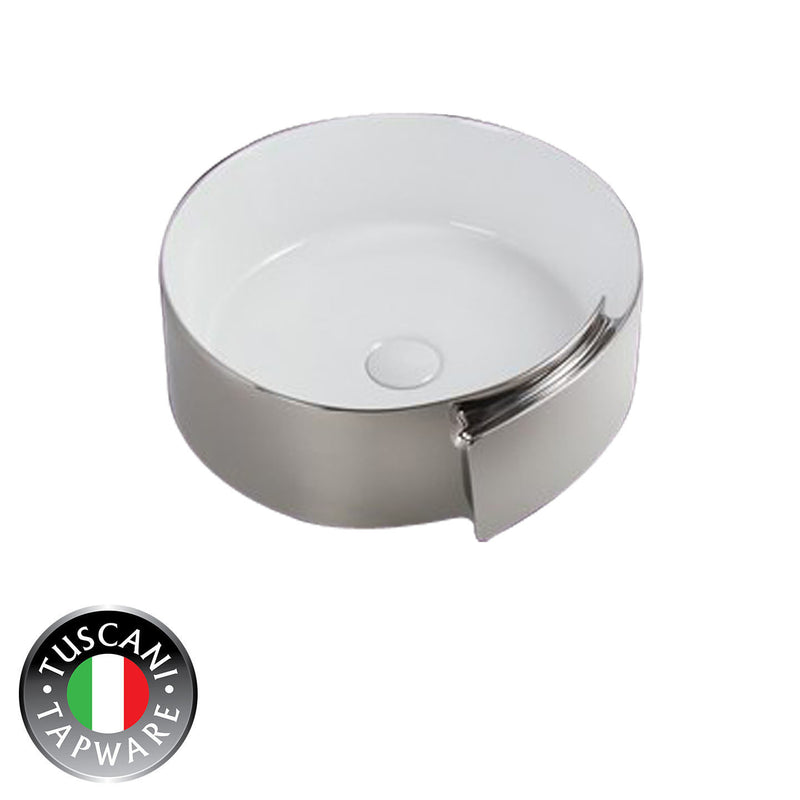 TBS1622MSW2 - Deck Mounted Designer Basin