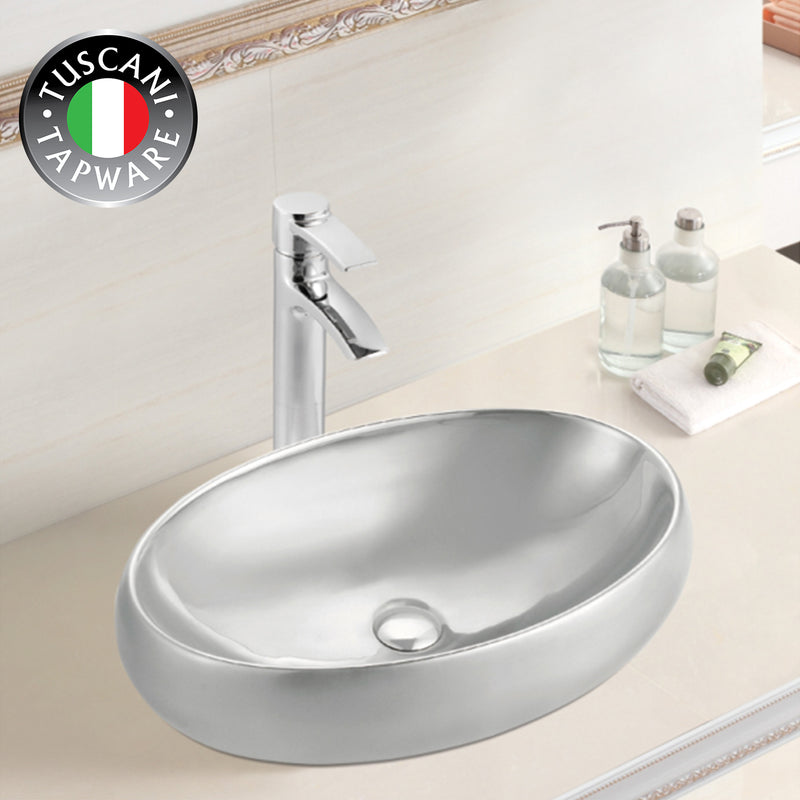 TBWA252B-GS - Deck Mounted Designer Basin