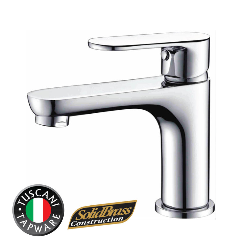 TF23C - FLAVIO Series Basin Tap - Cold Taps
