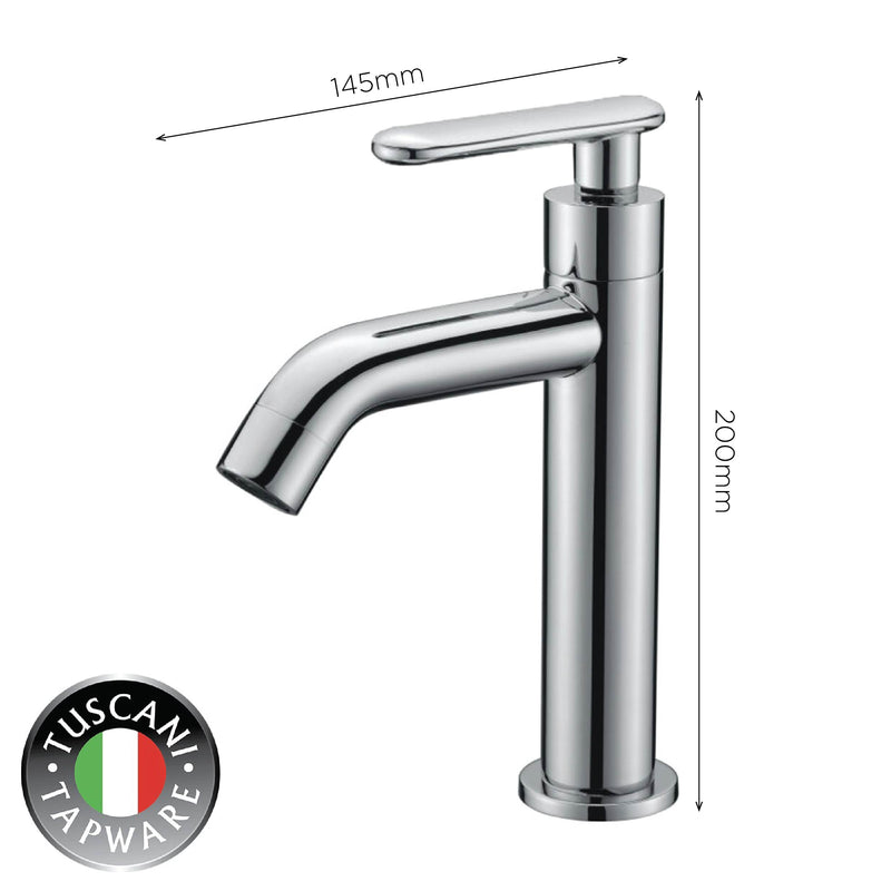 TH-S2M - HYDROSMITH Series Basin Tap - Cold Taps