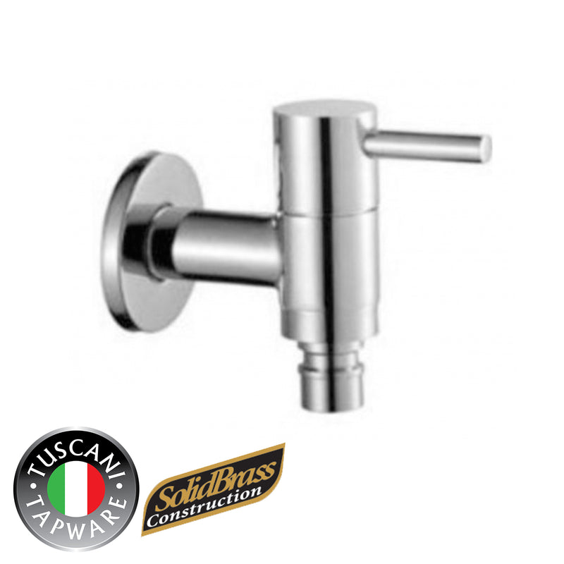 TH-S4N - HYDROSMITH Series Bib Tap with Nozzle - Cold Taps