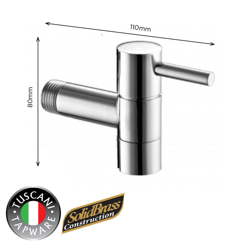 TH-S4 - HYDROSMITH Series Bib Tap - Cold Taps