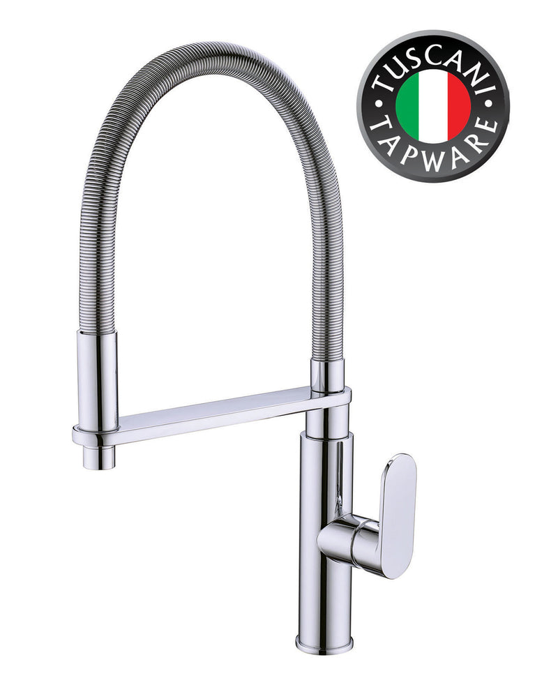 TK18PO - KITANIA Series Pull Out Kitchen Tap -  Cold Tap