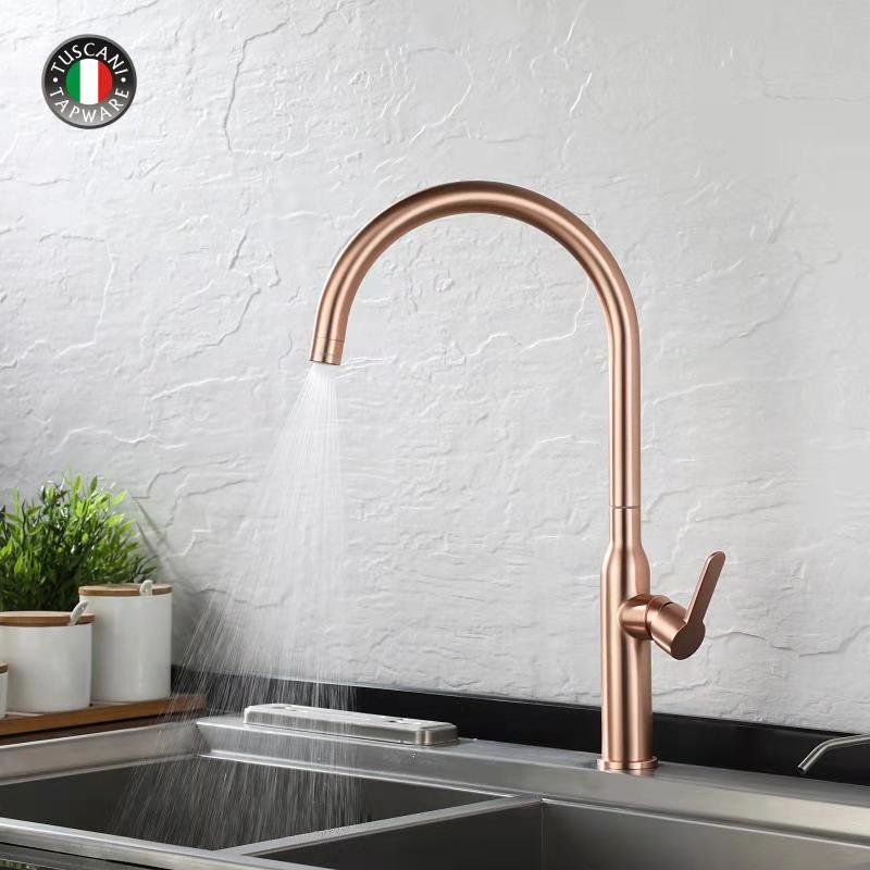 TK1RG - KITANIA Series Kitchen Tap - Cold Tap