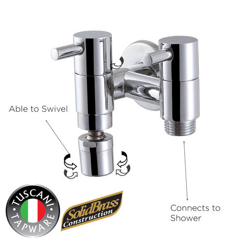 TZ3 - ZENIO Series Two Way Tap - Cold Taps