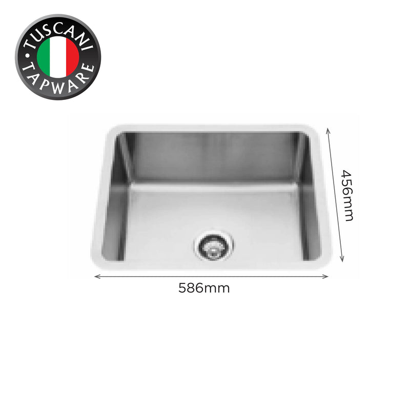 U586NC - Under-Mount Kitchen Sink