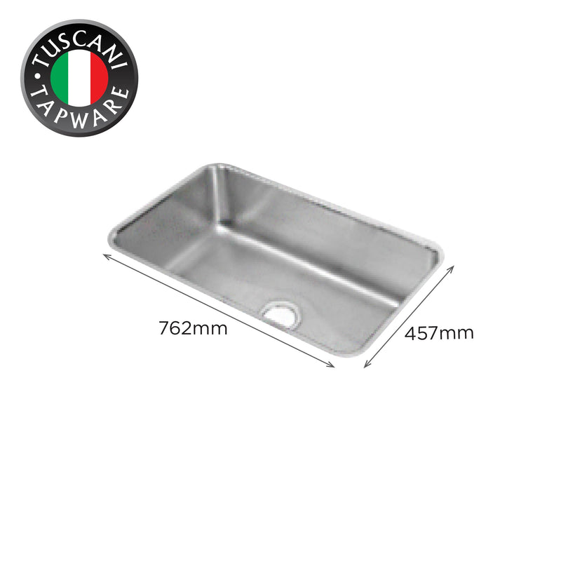 U762NC - Under-Mount Kitchen Sink