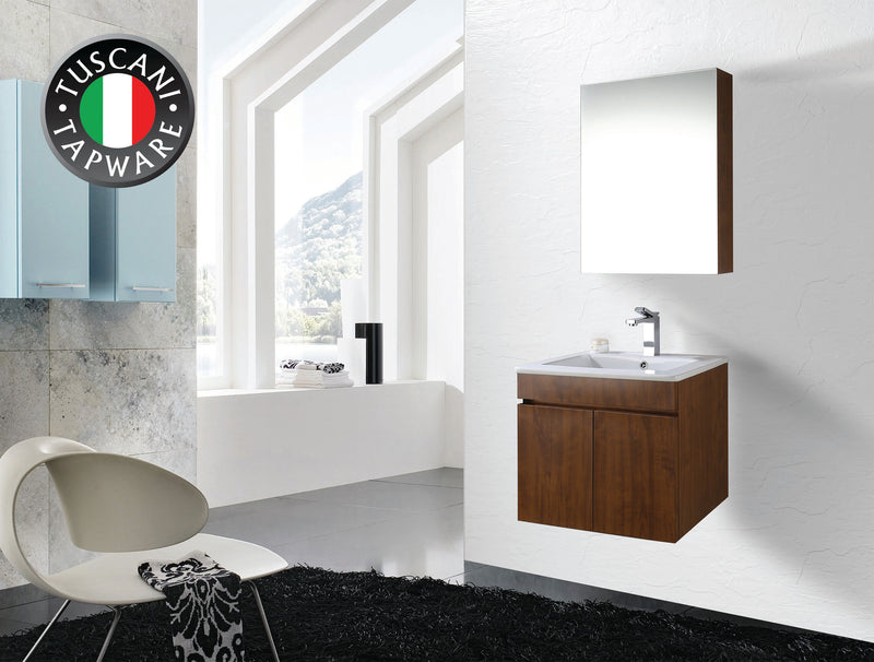 MC60CW Mirror Cabinet (Concept Wood)