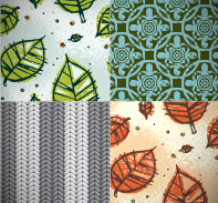 March Seamless Patterns