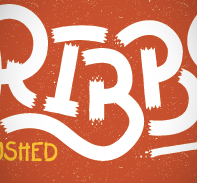Brushed Ribbon Art Brushes