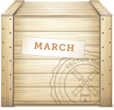 March 2011 Crate