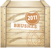 2011 Brushes Crate