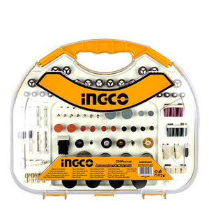 INGCO 250pcs Accessories of Mini Drill/Rotary Tool