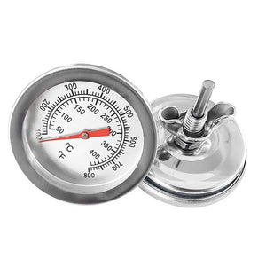 Grill/Smoker/BBQ Thermometer Gauge 50℃~400℃