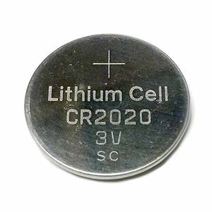 CR2020 3V Lithium Button Battery