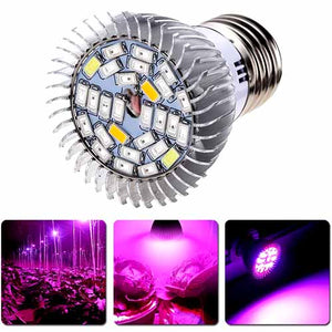 Plant Grow Light 28LED Full Spectrum for Plant Hydroponic