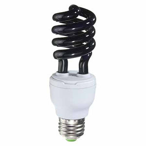 UV Ultraviolet Fluorescent Blacklight CFL Light Bulb