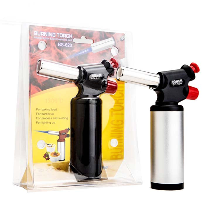 Gas Blow Torch Refillable for Cooking, Welding