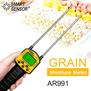 Grain Moisture Meter to Test Corn Wheat Rice Moisture