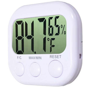 Indoor Room Digital Temperature & Humidity Meter