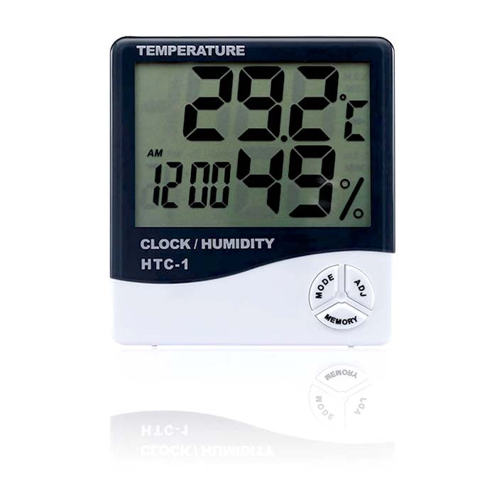 Indoor Thermometer & Hygrometer