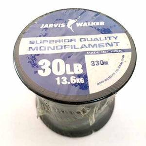 Jarvis Walker Monofilament Fishing Line - 30LB 13.6KG 330M
