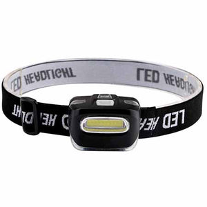 Bright COD LED Head Torch for Outdoor Camping