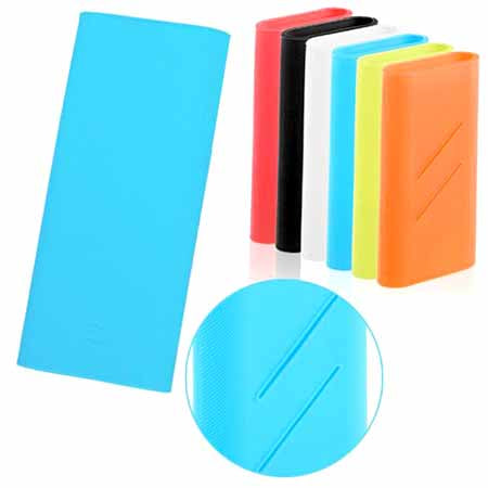 Power Bank Silicone Protective cover for Xiaomi 16000mah
