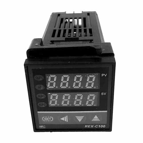 PID Digital Temperature Controller REX-C100 SSR/Relay Out