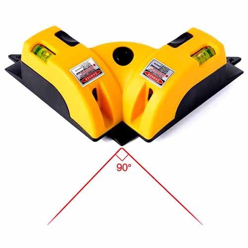 Right Angle 90 Degree Vertical/Horizontal Laser level