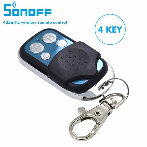 Sonoff Wireless RF Remote Controller 433MHz
