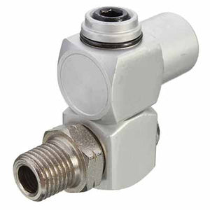 Swivel Air Hose Knuckle Connector 1/4""