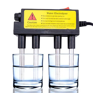 Water Quality Testing Electrolyser