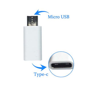 Type C Female To Micro USB Male Adapter Converter