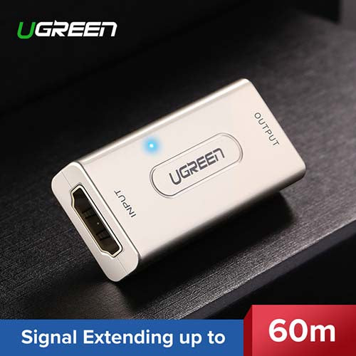 UGREEN HDMI Extender/Repeater up to 60m 1080p